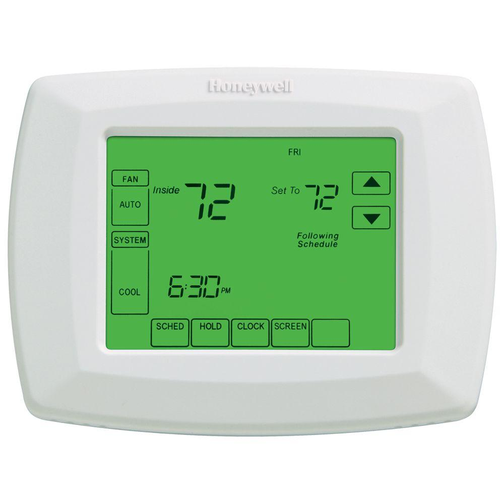 programmable thermostat